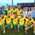 Calcio: ottavi di finale a Veglia