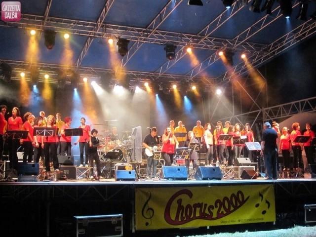 I Chorus 2000 al teatro di Alba, sabato 10 dicembre, con Confartigianato