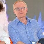 Lo scrittore David Grossman a Cherasco