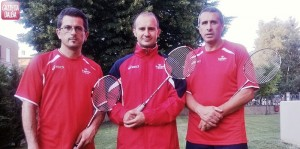 Badminton albesi world master games