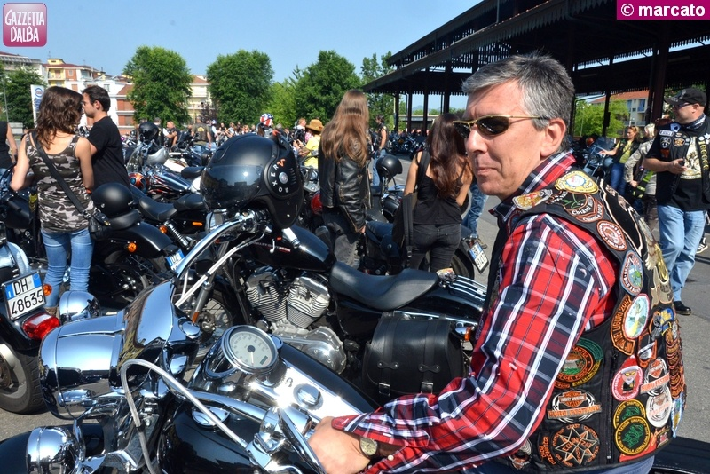 Modifiche temporanee alla viabilità in occasione del raduno Harley