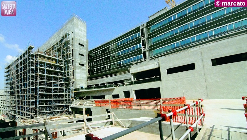Nuovo ospedale: a inizio anno partiranno i lavori sulla strada d'accesso