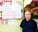 Piero Conidi, Pizzeria del corso, Alba