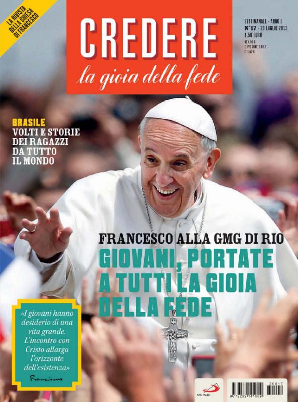 copertina_credere_28luglio2013