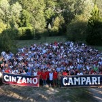 """La <i>Cinzano</i> in festa per i """"suoi"""" viticoltori"""