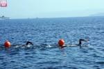 Alba blu organizza la traversata dello Stretto di Messina a nuoto