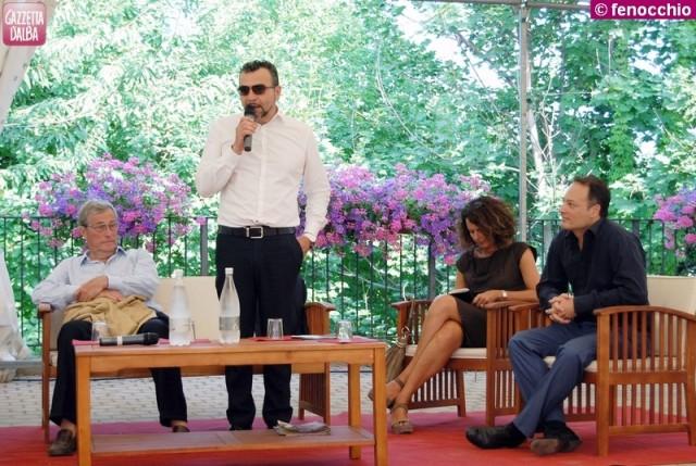 L'intervento del sindaco Sarotto al convegno sull'Expo