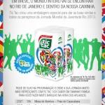 <i>Ferrero</i> alla <i>Giornata mondiale della gioventù</i> con un'edizione speciale di <i>Tic Tac</i>
