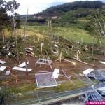 Tromba d'aria estate 2013: le aziende agricole potranno chiedere un risarcimento