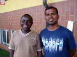 Bra salesiani Ntigurirwa Venuste Ruanda e John Christopher India