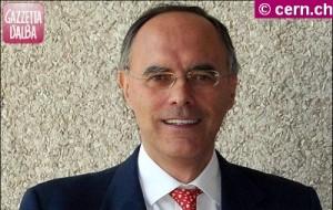 Il fisico albese Paolo Giubellino