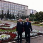 Una delegazione albese in Russia per festeggiare la città di Penza