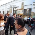 Cota e Cirio hanno inaugurato l'anno scolastico piemontese