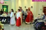 ingresso prima della funzione religiosa
