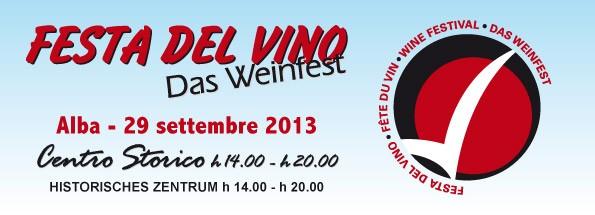 logo festa del vino 2013
