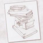 Govone, Libri antichi nel castello con la Biblioteca popolare