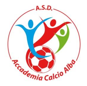 accademia calcio alba logo