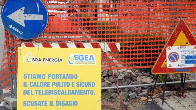 Teleriscaldamento: a Bra sta per partire il quarto lotto di lavori