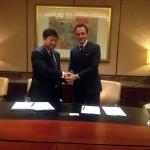 Accordo Piemonte-Cina per l'Expo 2015
