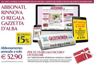 Abbonati a Gazzetta d'Alba 8