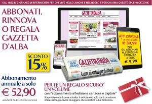 Abbonati a Gazzetta d'Alba 7