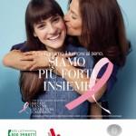 Alba: piazza Savona si tinge di rosa per la lotta contro il tumore al seno