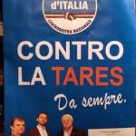 Fratelli d'Italia contro la tassa sui rifiuti