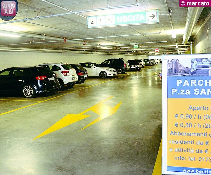 parcheggio piazza san paolo