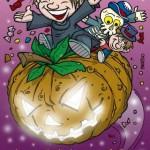 """Cherasco: al """"Museo della magia"""" Halloween significa solidarietà"""