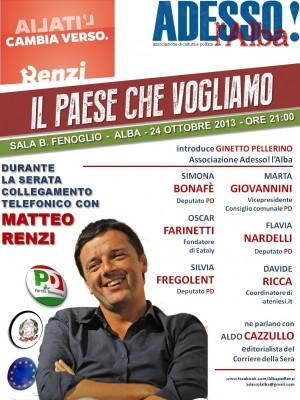volantino-serata-programma-matteo-renzi-ottobre2013