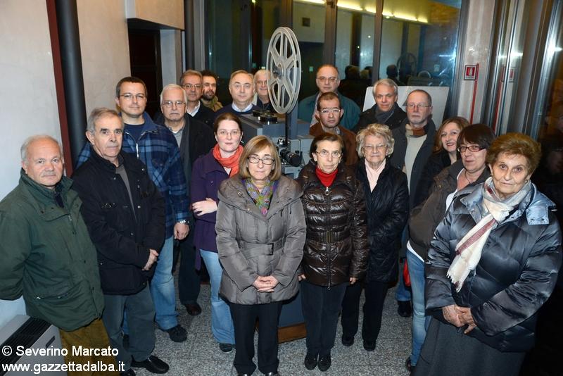 Cinema Moretta volontari