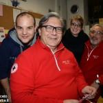 Croce rossa, volontari aperti al mondo