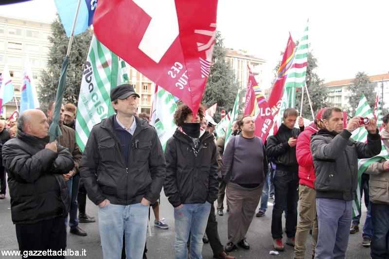 cuneo sciopero 15 novembre 6