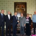 Delegazione argentina ospite del Comune di Alba