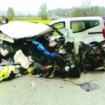 Incidenti stradali 2014: 42 morti nella Granda, la metà rispetto al 2005