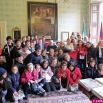 Alba: alunni della Moretta in Municipio