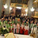 Conclusa domenica 3 novembre la visita pastorale nel Roero