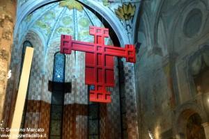 Abside chiesa san Domenico Alba 2