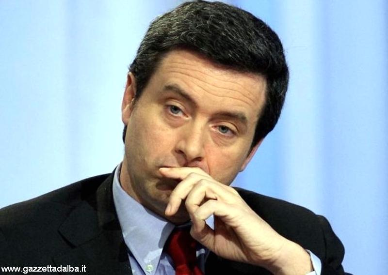 Il Ministro dell'Ambiente Andrea Orlando.