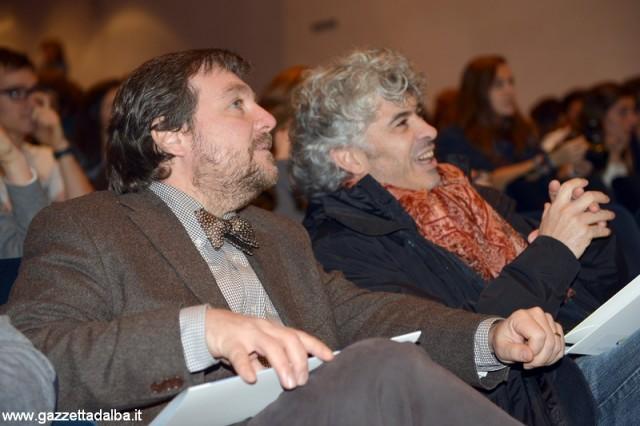 Luca Mercalli e Roberto Cavallo.