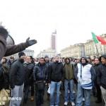 Tra il caos di Torino e l'assalto alla libreria di Savona: continua la protesta dei forconi