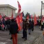 Arpa industriale di Bra: lavoratori in presidio contro i licenziamenti