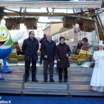 Alba: inaugurata la ruota panoramica di piazza Savona