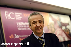 Francesco Zanotti, presidente Fisc