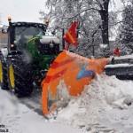 Maltempo: neve sulla Torino-Savona, Sp29 bloccata
