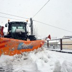 Meteo, neve nel cuneese e sulla A6