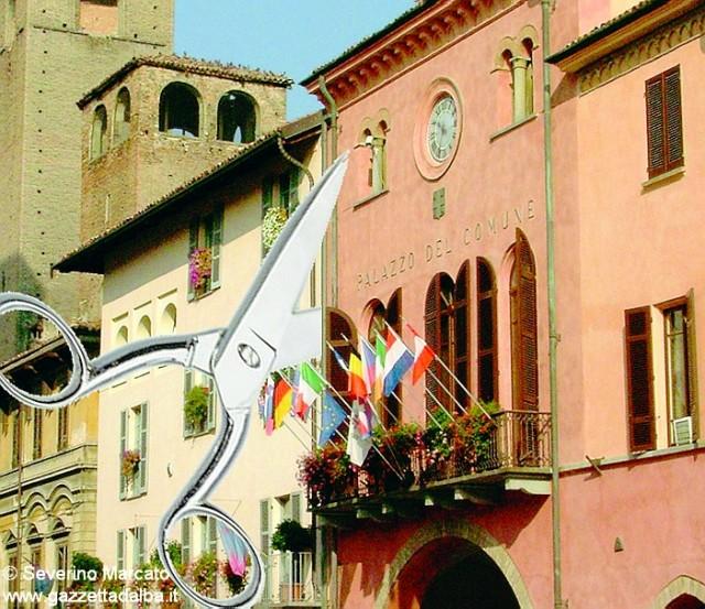 alba municipio forbici