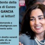 La presidente della Provincia di Cuneo Gianna Gancia risponde in diretta ai lettori
