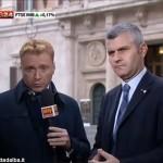 Mariano Rabino (Scelta civica) a Sky: «Basta attacchi violenti alle istituzioni»
