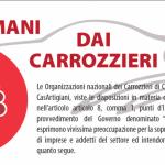 Riforma Rc auto: carrozzieri albesi a Roma per protestare
